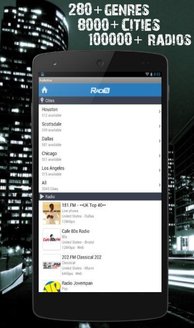 Tunein Radio Box - Record Radio Live FM for Android - APK Download