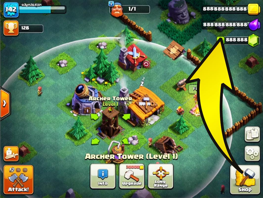 clash of clans cheats android apk download