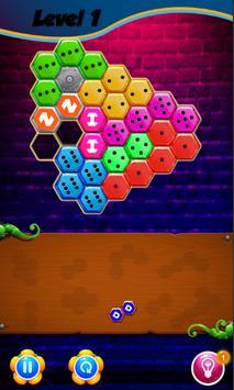 Domino Hexa Puzzle Mania screenshot 5