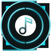 New Music Manioc - Unlimited Music & Mp3 Player icon