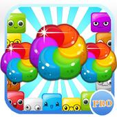 Candy gummy drops saga icon