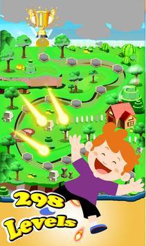 Candy gummy drops saga poster