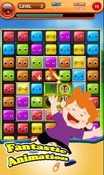 Candy gummy drops saga screenshot 2