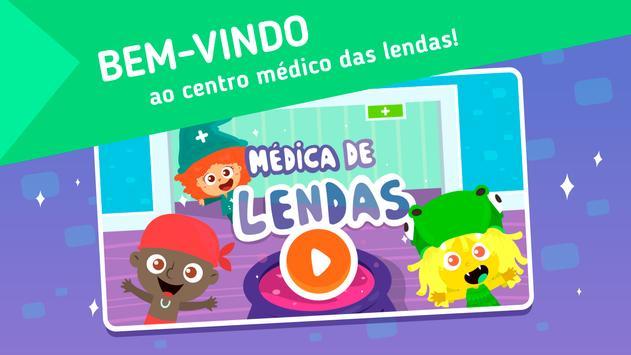 Médica de Lendas - Crie poções mágicas para curar. poster