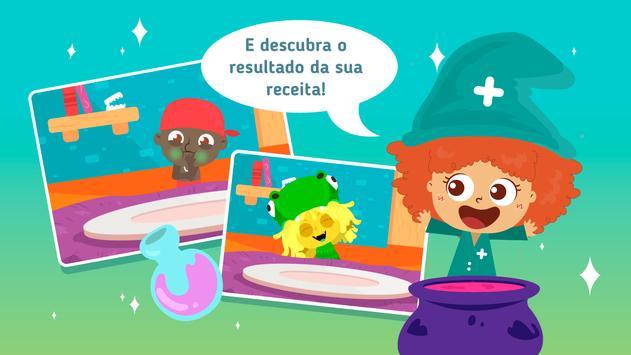 Médica de Lendas - Crie poções mágicas para curar. screenshot 11