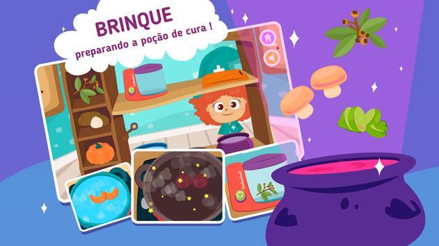 Médica de Lendas - Crie poções mágicas para curar. screenshot 2