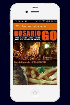 Rosario GO - Where we left poster