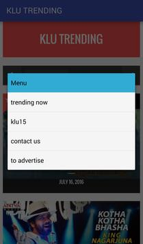 KLU TRENDING screenshot 2