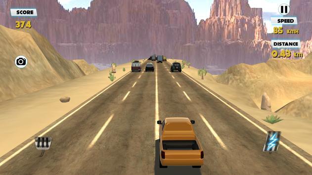 Truck Simulator Traffic Racer screenshot 11