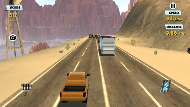 Truck Simulator Traffic Racer screenshot 1