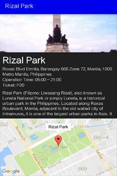 Manila Travel Guide screenshot 1