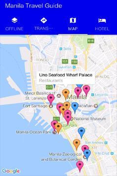 Manila Travel Guide screenshot 3