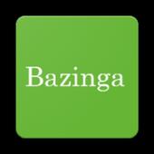 Bazinga icon