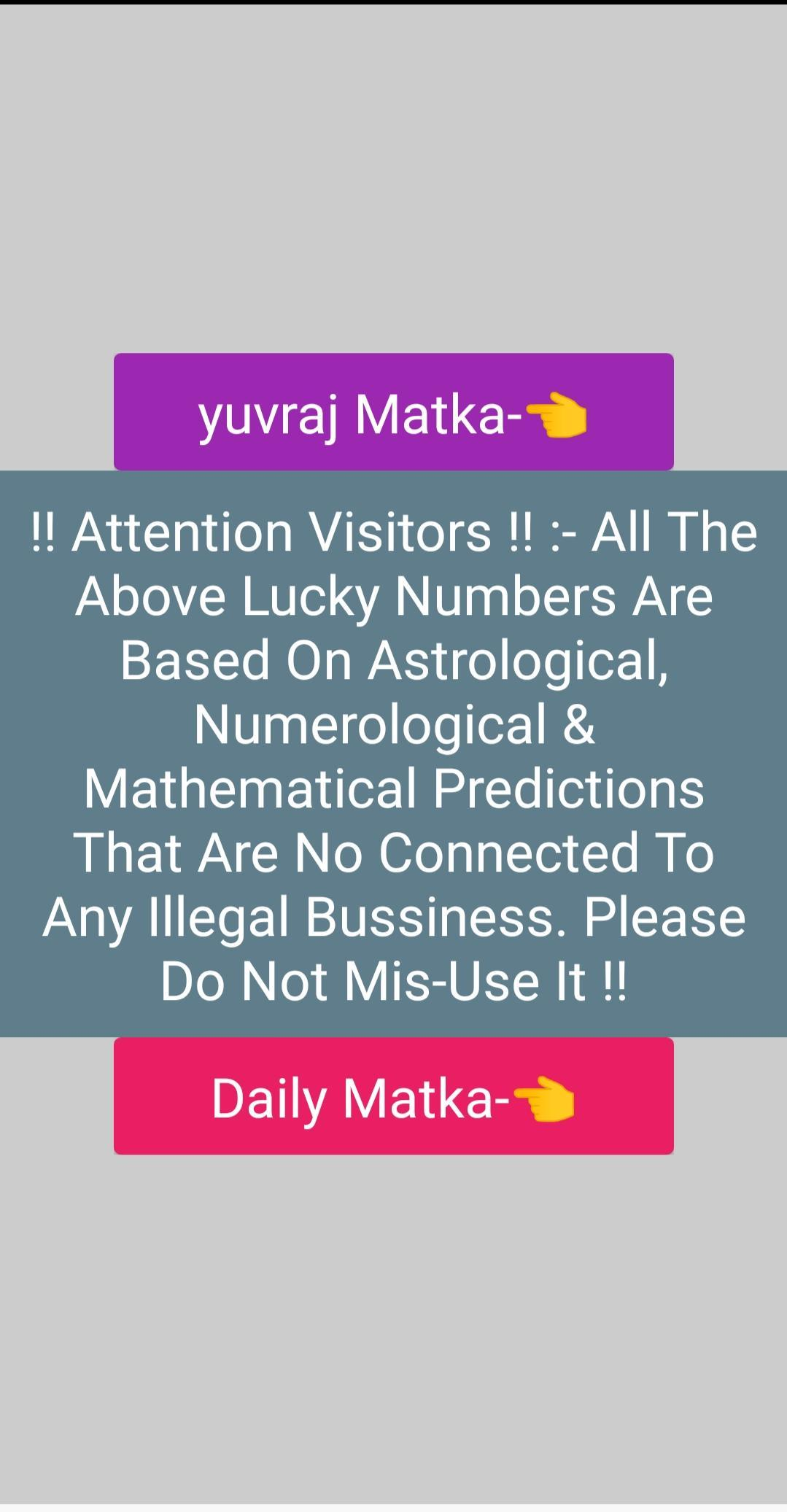 Kalyan Main Matka Mm for Android - APK Download