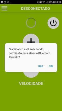 Churrasqueira BLE screenshot 1