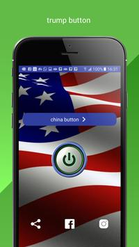 China button poster