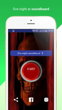 Five night at soundboard apk screenshot
