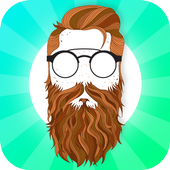 Man Style  Photo Editor: Hair and Mustache icon