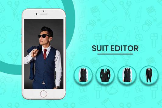 Man Style  Photo Editor: Hair and Mustache screenshot 5