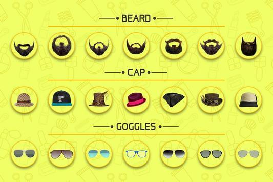 Man Style  Photo Editor: Hair and Mustache screenshot 6