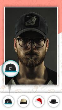 Man Style  Photo Editor: Hair and Mustache screenshot 1