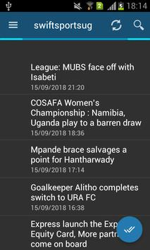 Uganda Sports News poster