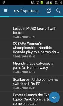 Uganda Sports News screenshot 12