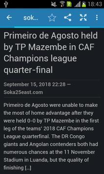 Uganda Sports News screenshot 13