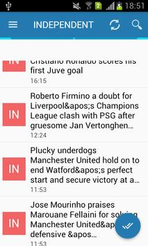 Uganda Sports News screenshot 15
