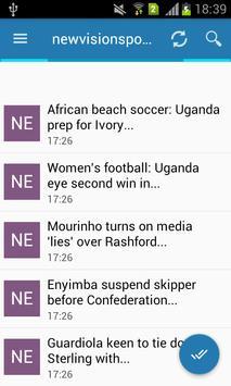 Uganda Sports News screenshot 1