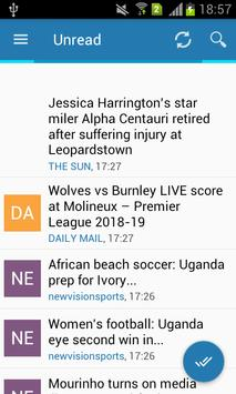 Uganda Sports News screenshot 5