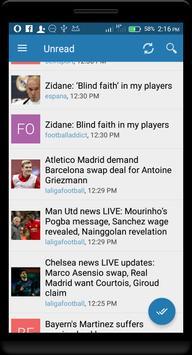 La Liga news screenshot 4