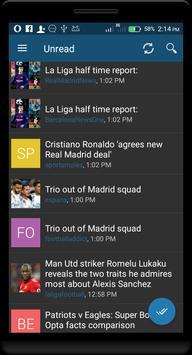 La Liga news screenshot 9