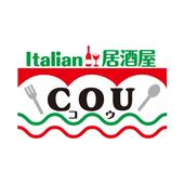 italian居酒屋cou 満席アプリ icon
