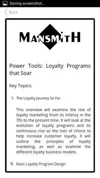 Power Tools Seminar App screenshot 2