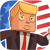 Trump - Great Wall Runner icon