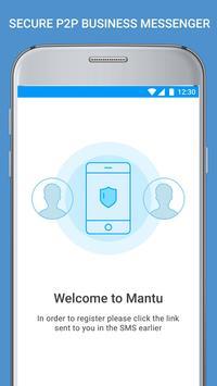 Mantu Test poster