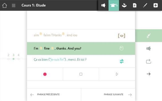 Apprendre l'Anglais avec Assimil screenshot 17