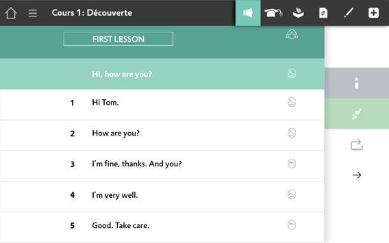 Apprendre l'Anglais avec Assimil screenshot 16