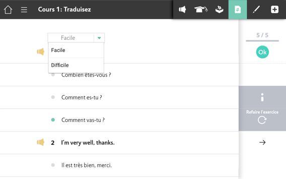 Apprendre l'Anglais avec Assimil screenshot 18