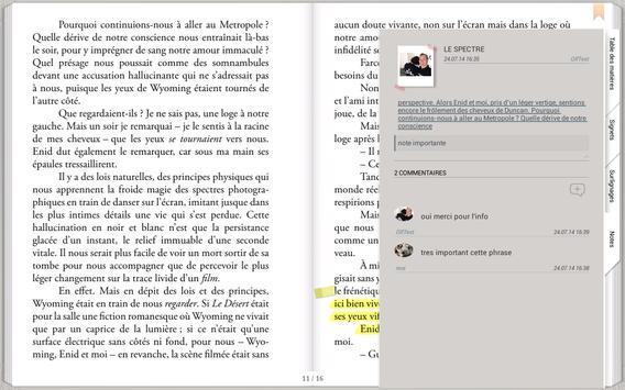 uniquebook apk screenshot