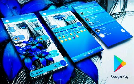 WA Mod Biru screenshot 6