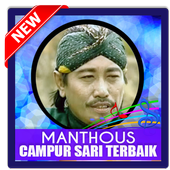 Campur Sari Manthous Plus Lirik icon