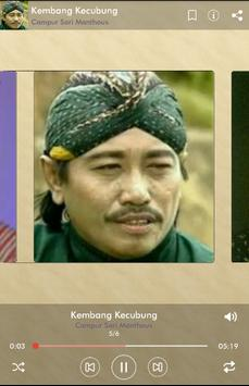 Campur Sari Manthous Plus Lirik screenshot 13