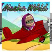 masha flaying world icon