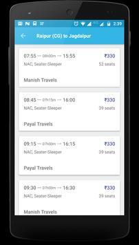 Payal Manish Travels screenshot 2