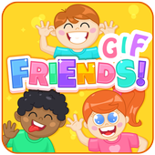 Friendship Day GIF 2017 icon
