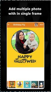 Halloween PIP Frames screenshot 5