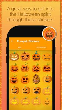Halloween Stickers poster