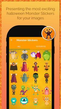 Halloween Stickers screenshot 1
